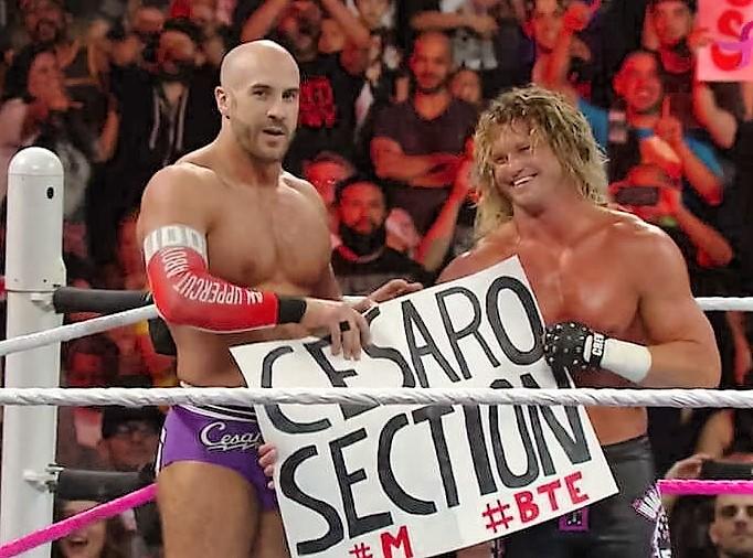 Update regarding the WWE statuses of Cesaro and Dolph Ziggler