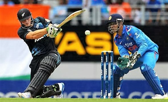 3rd ODI Mohali India vs New Zealand