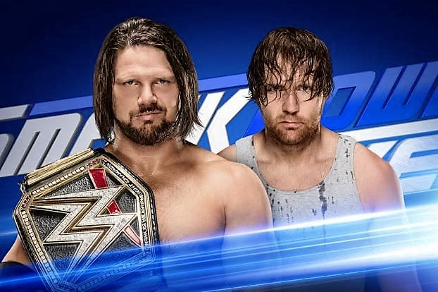WWE Smackdown Results November 1 | Dean Ambrose vs AJ Styles