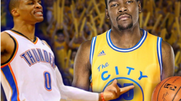 Durant Fails to Lead Warriors to Victory in Debut, Westbrook Surprises