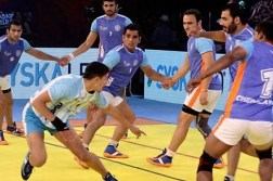 India vs Thailand Semi Final Match 2016 Kabaddi World Cup