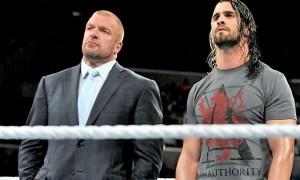 Triple H vs Seth Rollins set for Royal Rumble 2017