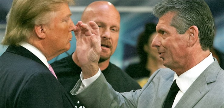 Vince McMahon issues a gag order to all of his current and former wrestlers