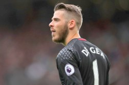 De Gea likely to be rested against Feyenoord