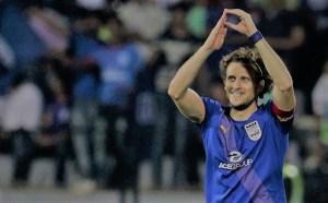 Forlan scores hat-trick in Mumbai City's big win over Kerala