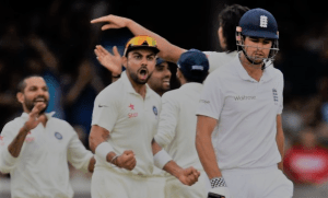 India vs England 3rd Test