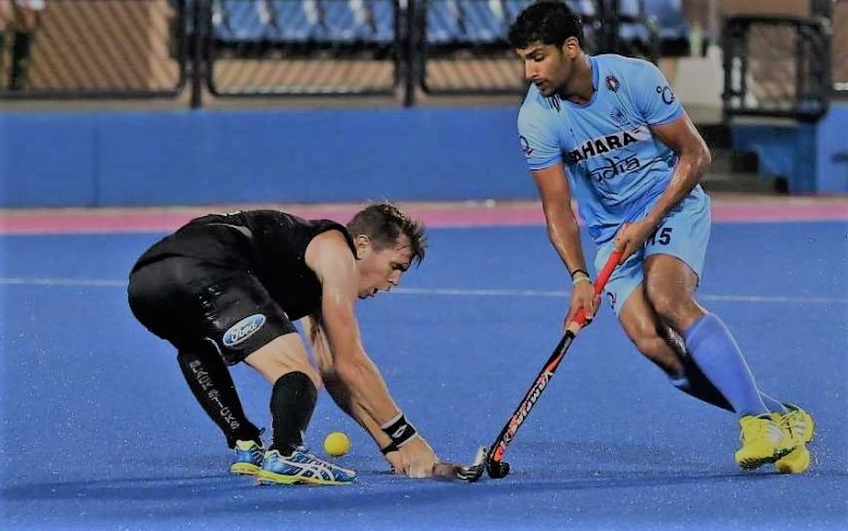India vs New Zealand Hockey Match Four Nations Tournament 2016 Preview, Live Streaming And Prediction