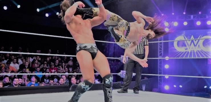 WWE RAW Results Nov 21 | Noam Dar vs TJ Perkins vs Rich Swann And More