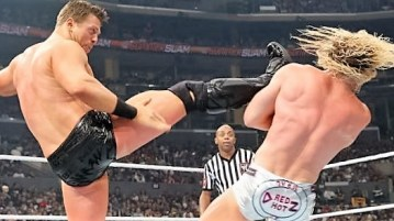The Miz vs Dolph Ziggler