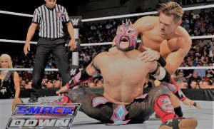 The Miz vs Kalisto