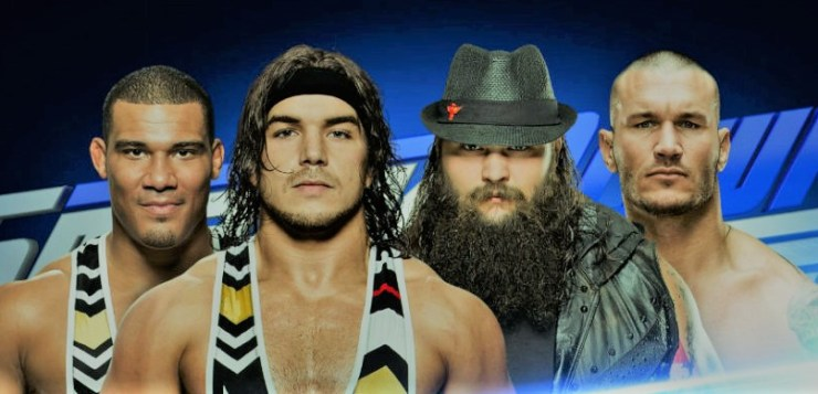 WWE Smackdown Results From November 29