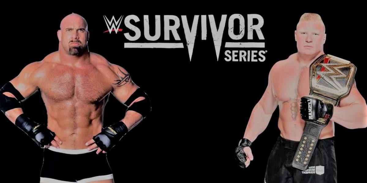 WWE Survivor Series Preview: Bill Goldberg vs Brock Lesnar Match Time And Prediction