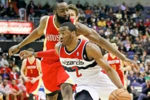 Washington Wizards vs Houston Rockets