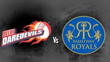 Rajasthan Royals vs Delhi Daredevils