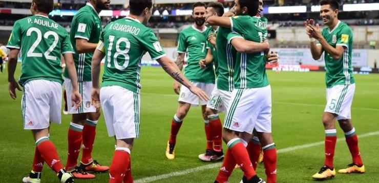 2018 FIFA World Cup Mexico vs Sweden