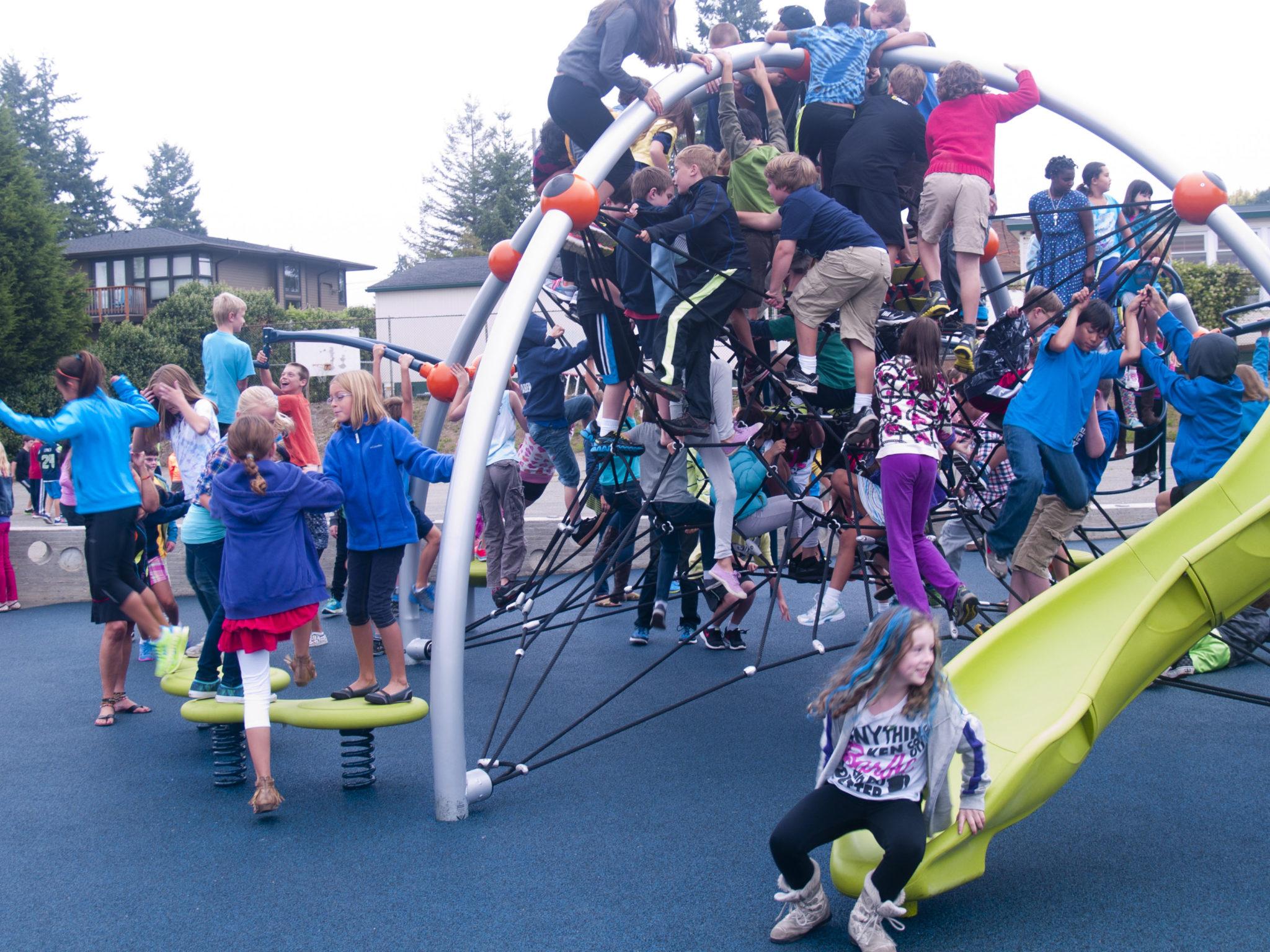 View Ridge Elementary  PlayCreation