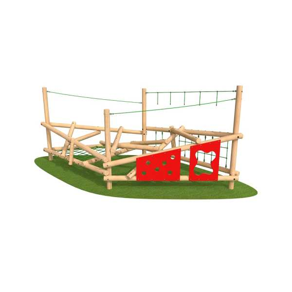 playground equipment, clamber climber, Playcubed, Valley Provincial, Primary school playground, recreation area, playground construction, South East playground installation, bespoke playground design