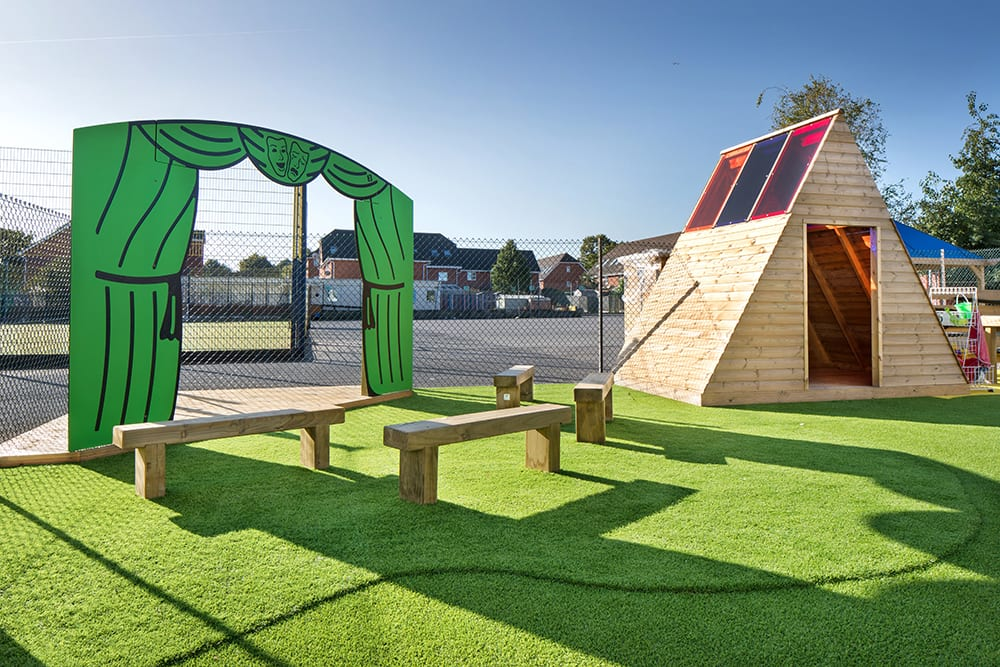 playcubed, Valley Provincial, play areas, inclusive playground, bespoke playground equipment, nature and sensory play area, sensory play area, bespoke playground design