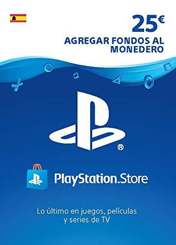 PlayStation Store Gift Card de $25 – España – Código Digital