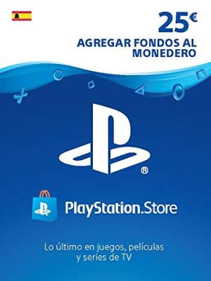 PlayStation Store Gift Card de $25 – España – Código Digital