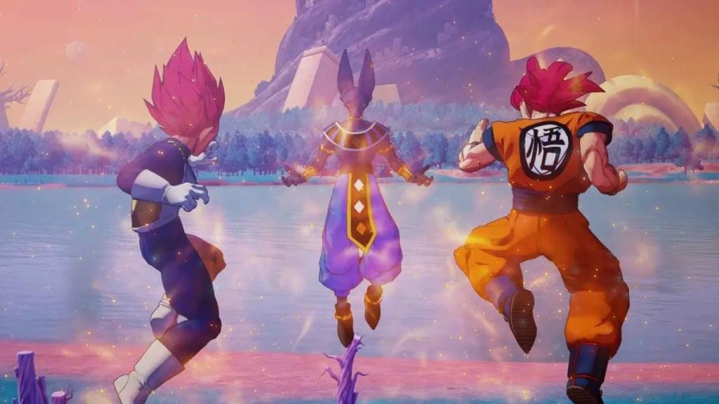 El trailer del DLC de Dragon Ball Z: Kakarot DLC destaca la batalla contra Beerus