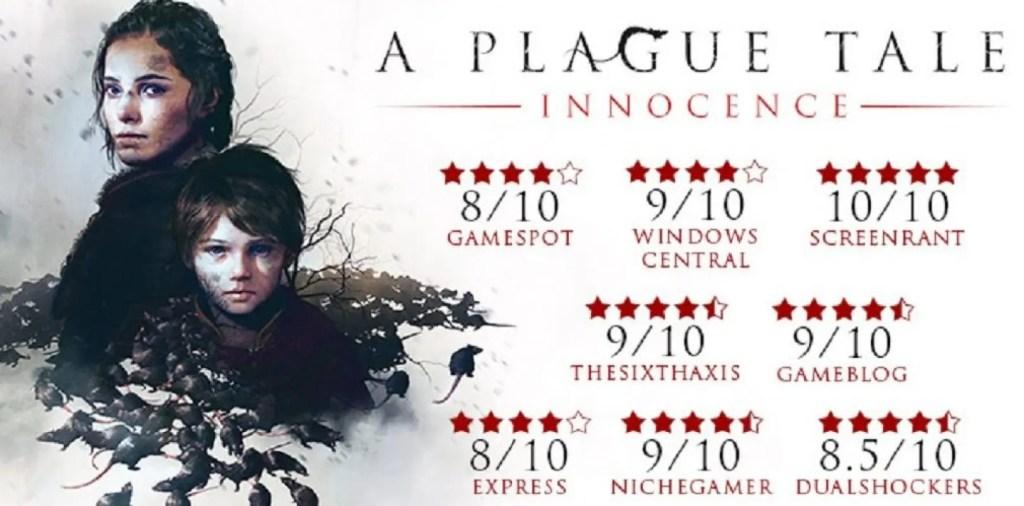 A Plague Tale: Innocence ya cuenta con mas de 1 millón de copias vendidas