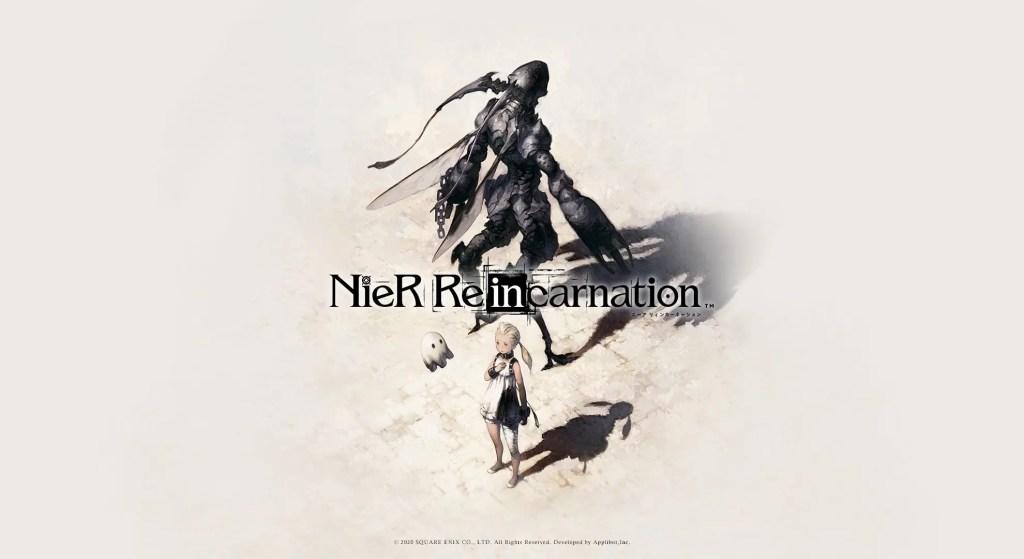 NieR Re[in]carnation presenta un nuevo trailer para su beta cerrada