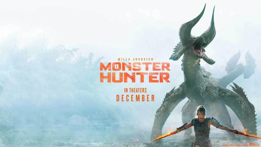 El nuevo tráiler de la película Monster Hunter presenta una nueva frontera
