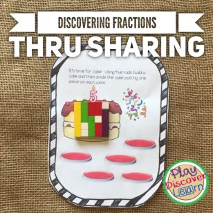 teaching fractions easy activities