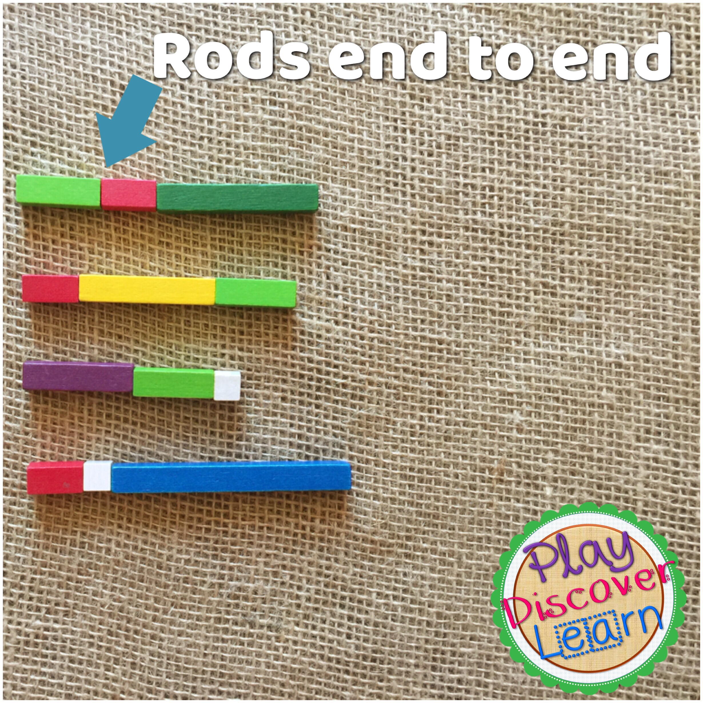 How To Teach Addition With Cuisenaire Rods For Conceptual