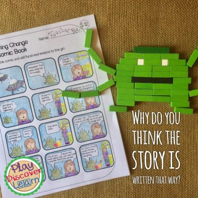 teaching kids money through stories