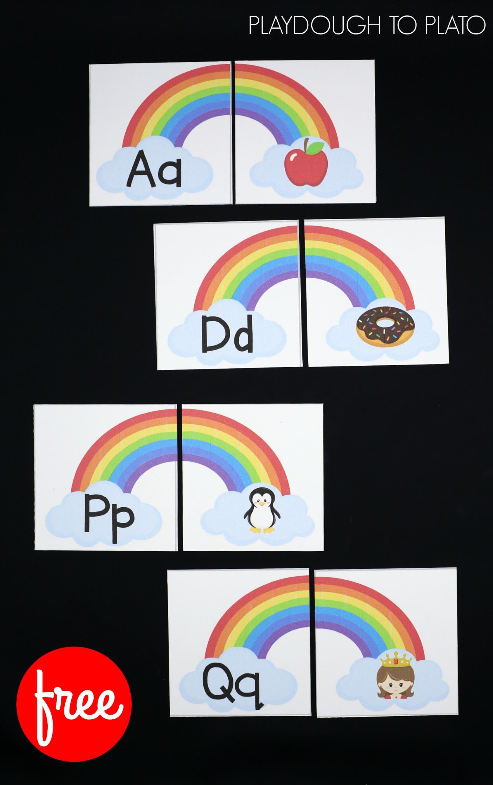Beginning Sound Rainbows