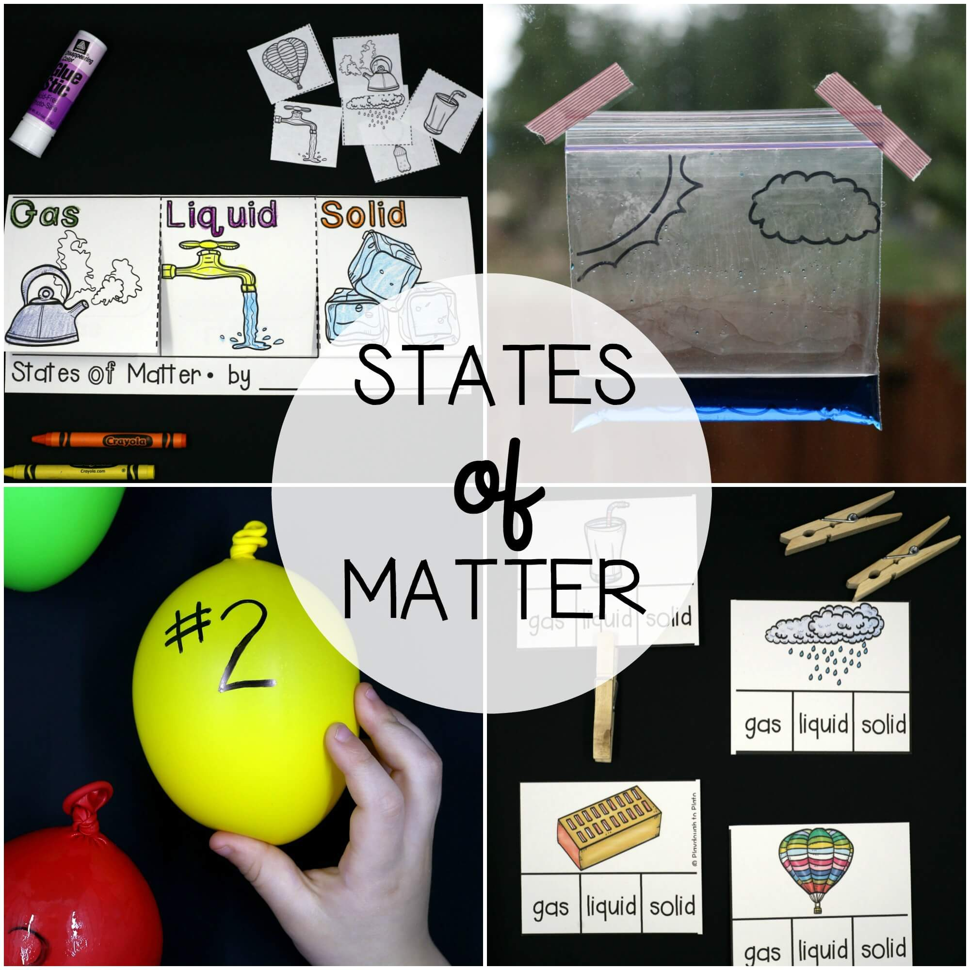 States Of Matter Activity Pack
