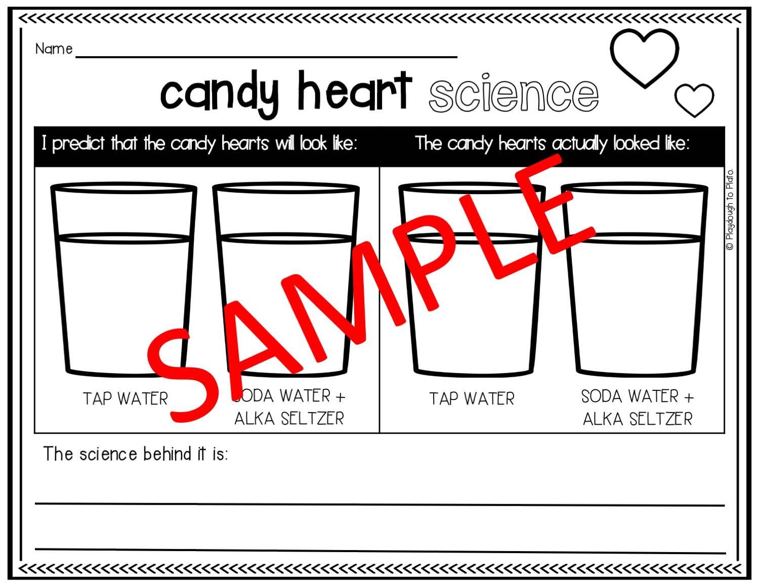 Valentine S Day Stem Challenges