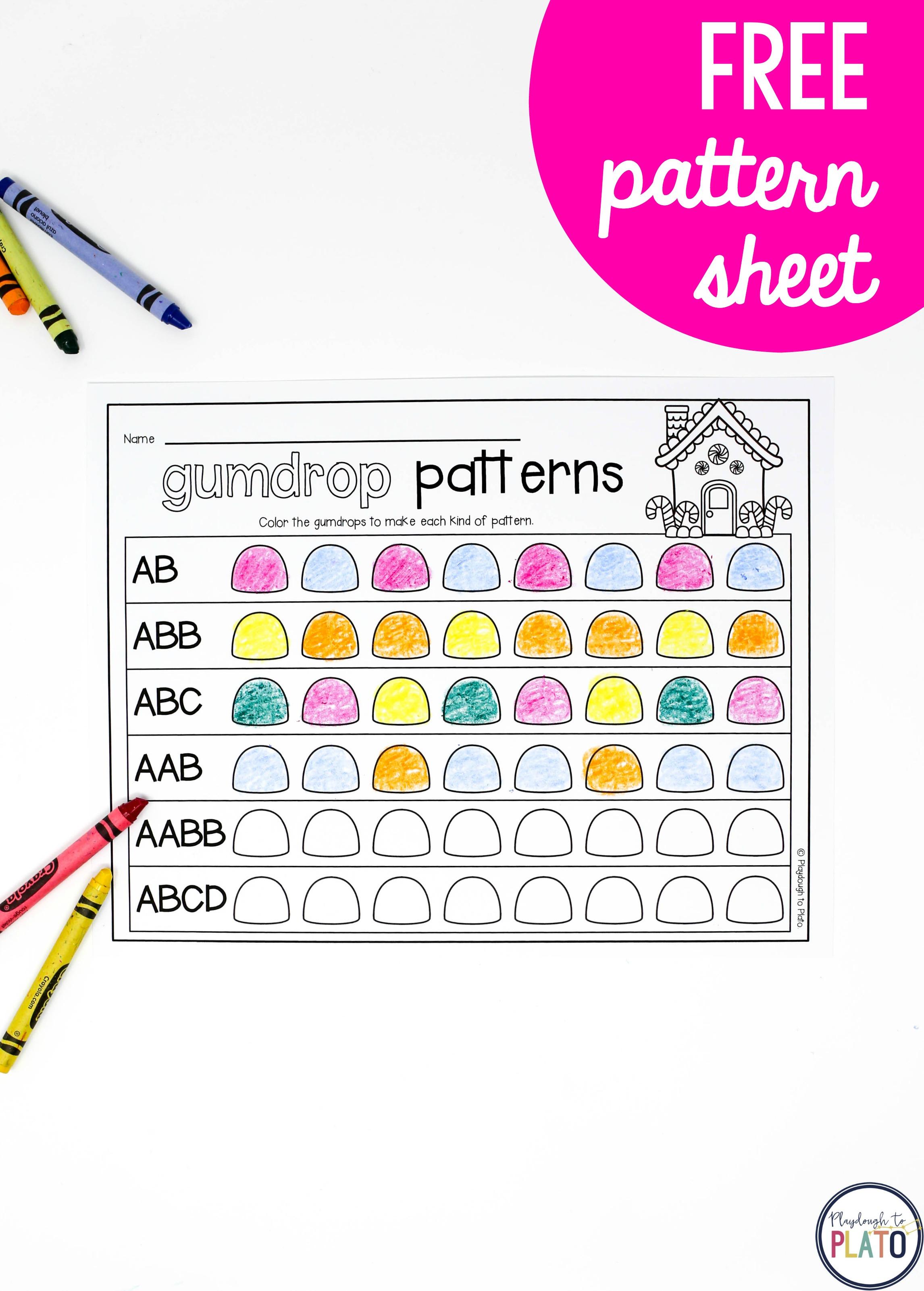 Gumdrop Patterns