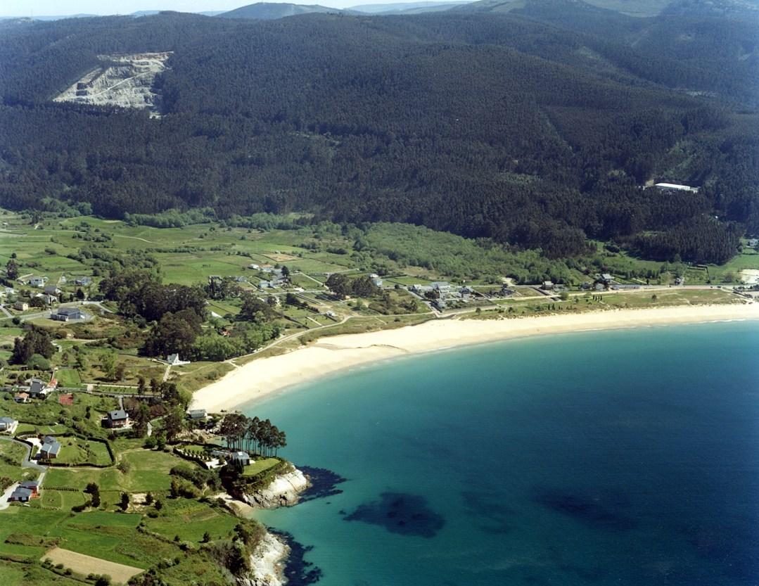 Playas de Viveiro  playeaes