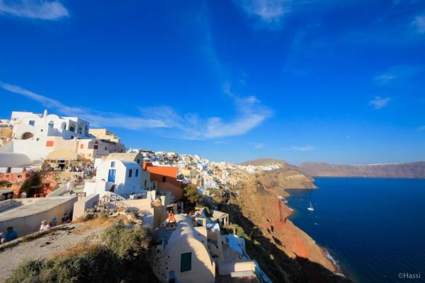 サントリーニ島(イア)/ギリシャ