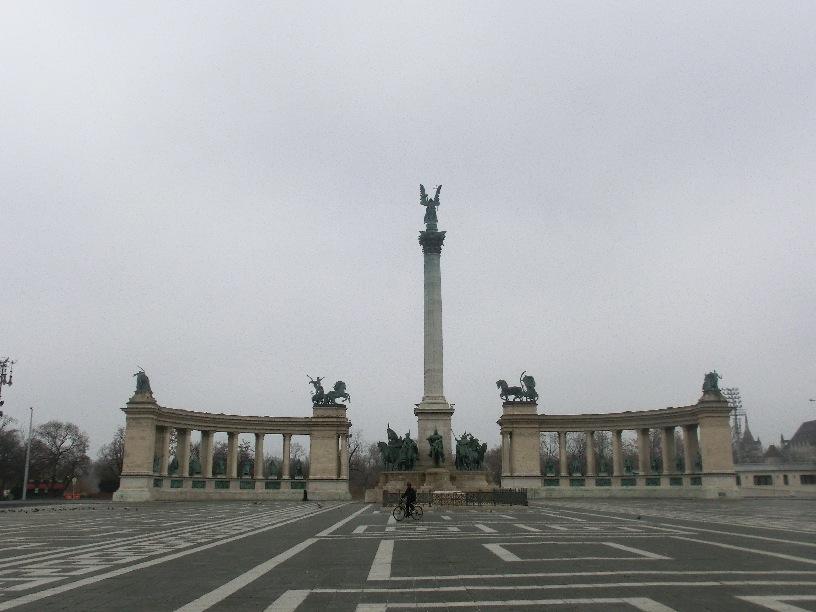 英雄広場/ブダペスト