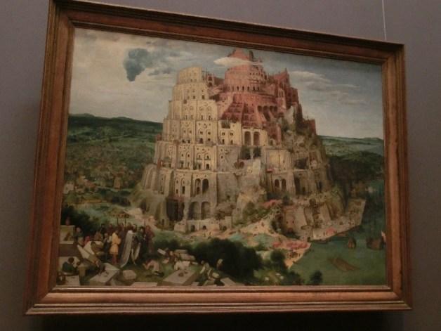 """旧約聖書でも有名な""""バベルの塔"""""""