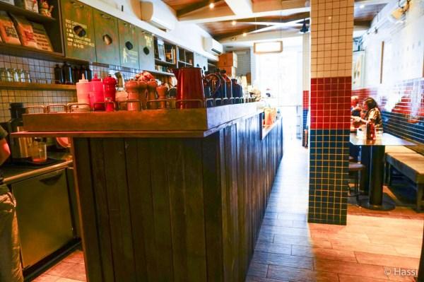 チョンバルのおしゃカフェ 40Hands