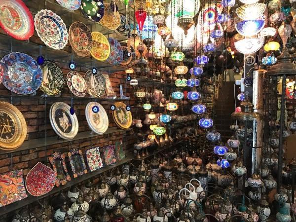 アラビアンな雑貨屋