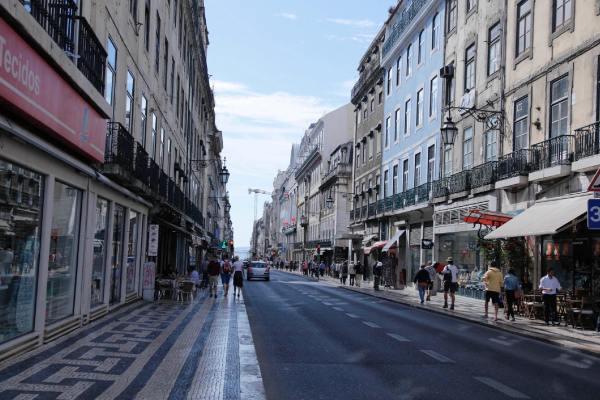 ショッピングストリート