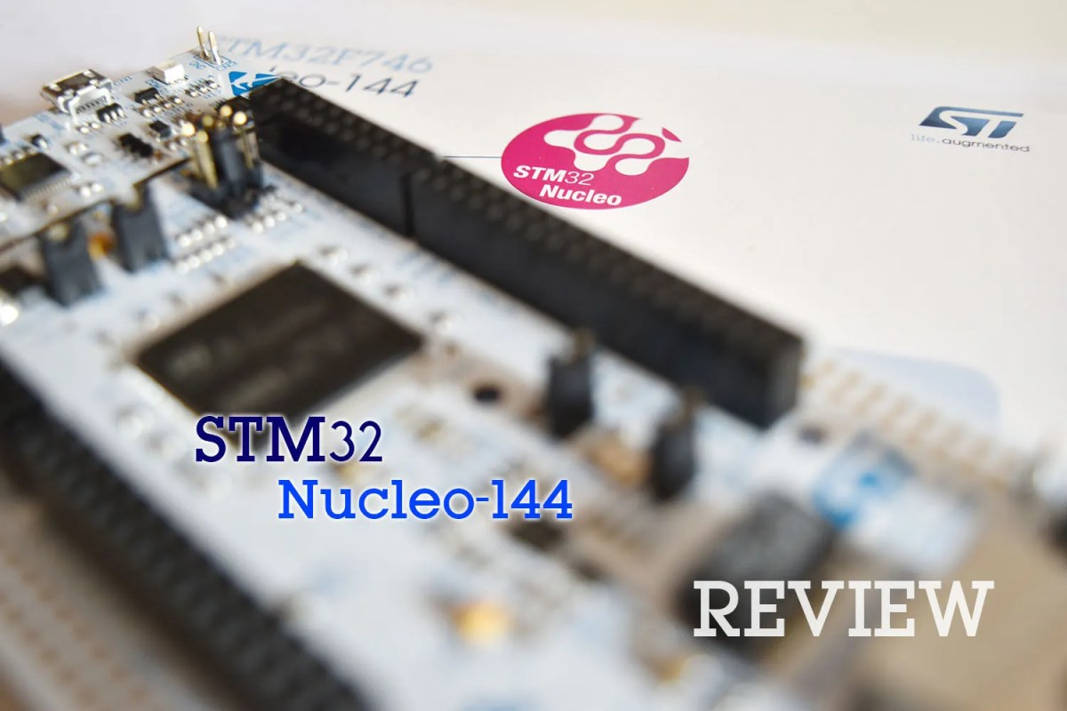 STM32 Nucleo-144 Review