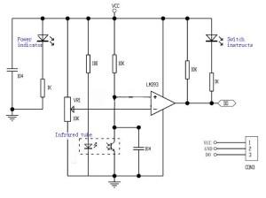 FC-51 schematic