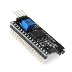 I2C backpack PCF8574AT