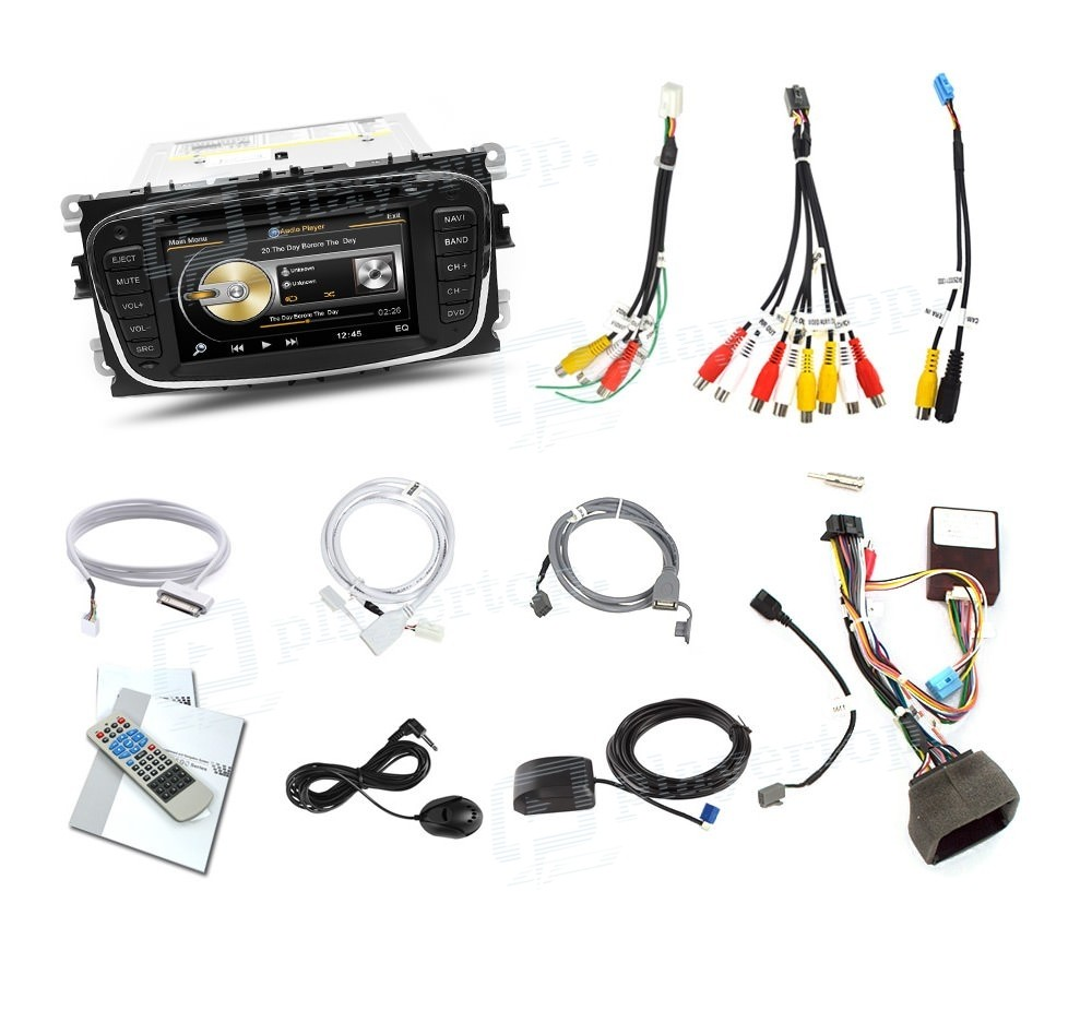 Achat Autoradio Ford Mondeo 3 MK4 (2007-2013) Android 8.0