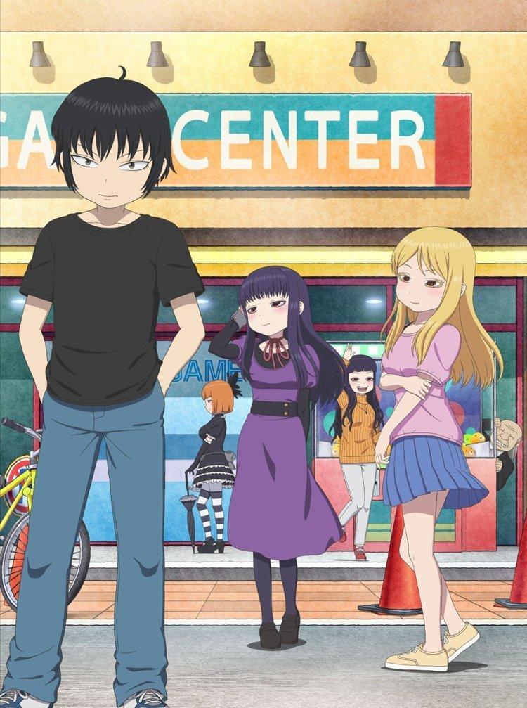 Cyber Girl Wallpaper Anime Hi Score Girl Estrenar 225 Episodios Nuevos En Marzo