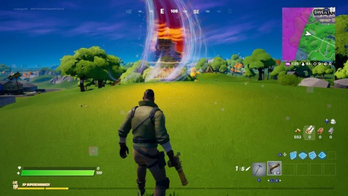 Portal of Street Fighter and Fortnite.