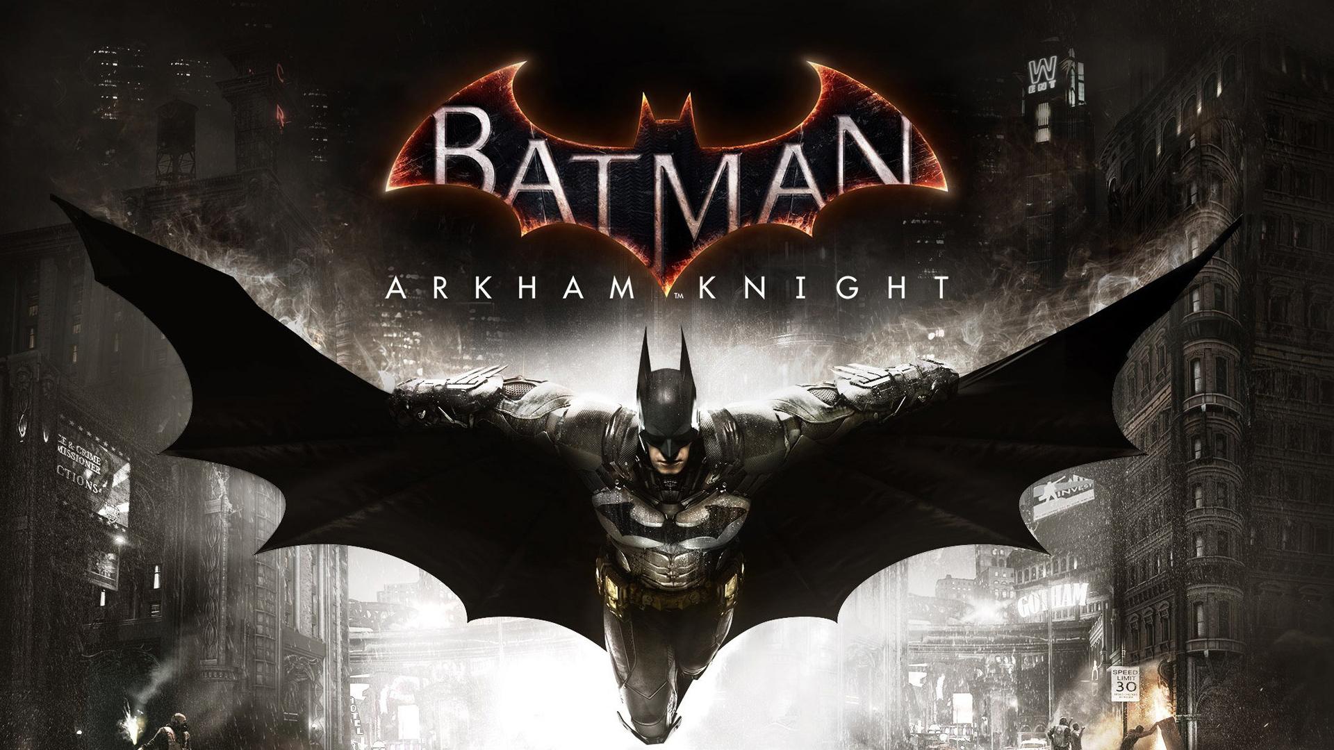 Batman Arkham Knight Juegos Basados en Cómics