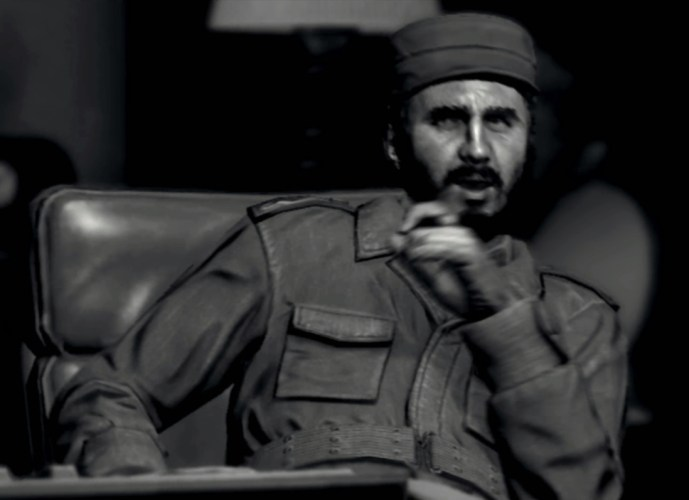 Fidel Castro en Call of Duty